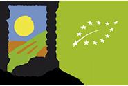 Logo Agricultura Organica - Alissi Brontë | Alta cosmética natural de calidad europea | Guadalajara